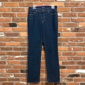 NYDJ Not your daughters Jeans Dark Wash Size 8